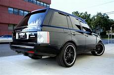 Cec Wheels Range Rover Hse With 22 Inch Cec C863 Wheels
