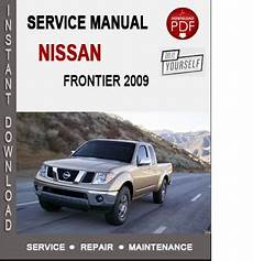auto repair manual free download 2009 nissan frontier navigation system nissan frontier 2009 service repair manual download