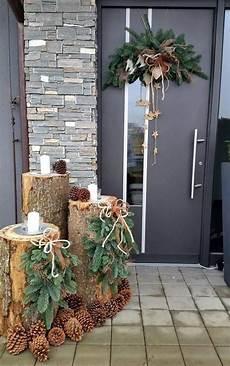 Weihnachtsdeko Outdoor Garten Front Door