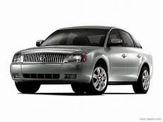 all car manuals free 2007 mercury montego engine control 2007 mercury montego sedan specifications pictures prices