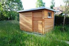 gartenhaus l 228 rchenholz baumberger bau ag