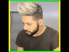 how to get white hair for men hairstyle youtube