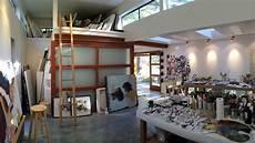 pender island studio contemporary bedroom