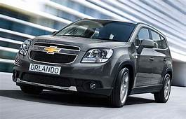 2018 Chevrolet Orlando Review  Global Cars Brands
