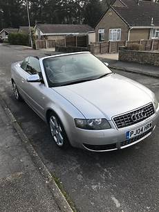 2004 audi s4 cabriolet wonderful 4 2 v8 for sale car and classic