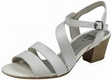 8 28312 24 damen riemchen sandaletten weite h wei 223