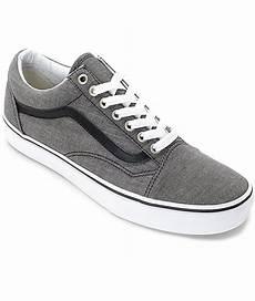 vans skool grey