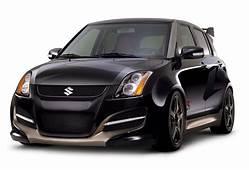 2011 Suzuki Swift R Concept Previewed Ahead Of Beijing
