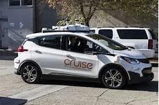 taking a ride through sf in cruise s self driving bolt ev techcrunch