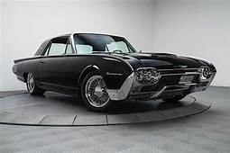 From Nothing To Something With This '61 Ford Thunderbird