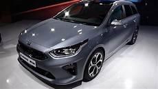 2019 kia cee d sw exterior and interior geneva motor