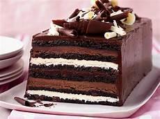 Chocolate Truffle Layer Cake Recipe Sklar