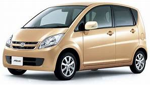 2007 Daihatsu Move Launched