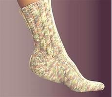 free knitting pattern ribbed socks