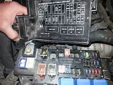 fuse box for mercury my 2002 mercury villager will not start this just happened one day out of the blue one day