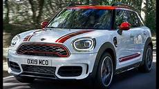 2020 mini cooper works clubman countryman debut with