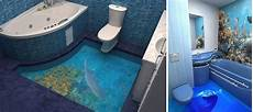 3d boden bad forget tropical holidays these 3d bathroom floors by
