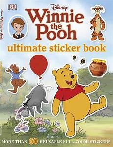 Winnie Pooh Malvorlagen Novel Ultimate Sticker Book Winnie The Pooh Paperback