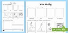 german worksheets for adults 19592 hobbies worksheet worksheet german made