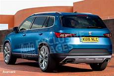 seat neues modell new seat seven seat suv pictures auto express