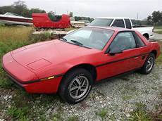 automotive service manuals 1984 pontiac fiero seat position control 1984 pontiac fiero sport 2m4 2 owner car clean car classic pontiac fiero 1984 for sale