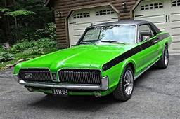 1968 Mercury Cougar 302 V8 4 Speed  Muscle Car