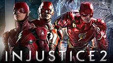justice league 2 injustice 2 ranked justice league flash