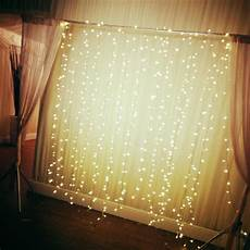twinkle fairylight photobooth backdrop 21st party