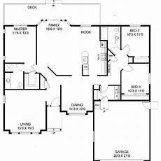 e plans ranch house plans ranch style house plan 3 beds 2 baths 1789 sq ft plan