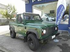 land rover defender up occasion land rover defender land rover defender 90 2 5 td5 cat