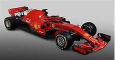 Reveals Sf71h 2018 Formula 1 Car