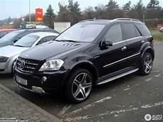 Mercedes Ml 63 Amg W164 2009 1 December 2012