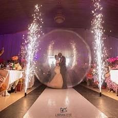 Wedding Grand Entrance Ideas