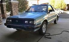 online auto repair manual 1986 subaru brat user handbook nice price 5 000 1986 subaru brat