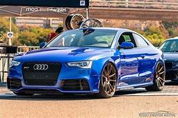 Audi Rs5 And Blue On Pinterest