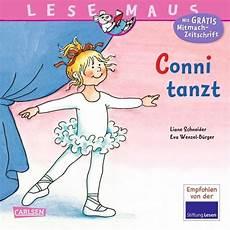Ausmalbilder Conni Tanzt Conni Tanzt Lesemaus Bd 57 Wenzel B 252 Rger Liane
