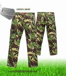 esprit branded military style and short cargo army pants celana army celana panjang dan
