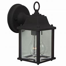 craftmade coach lights matte black outdoor wall z192