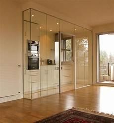 cloison vitrée cuisine cloison enti 232 rement vitr 233 e cloisons portes