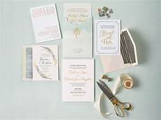 wedding invitation ideas fabulous gold foil wedding invitations