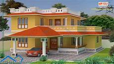 15 beautiful kerala style homes plans free kerala house plan in kerala less than 15 lakhs youtube