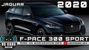 2020 JAGUAR F PACE 300 SPORT Review Release Date Specs