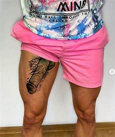 reality star gets outrageous 16 inch penis tattoo with