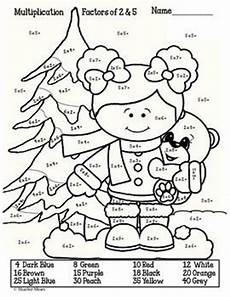 winter multiplication worksheets grade 3 4825 456 best images about color by number words on math facts coloring and sight words