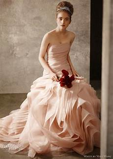 world fashion center luxurious wedding gown by world famous designer vera wang