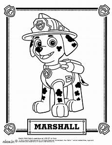 paw patrol free to color for paw patrol