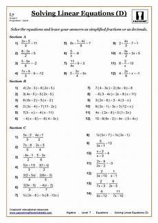 ks3 ks4 maths worksheets printable with answers year 7 math pdf al 5 uk algebra fractions angles