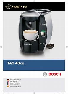 probleme tassimo cafe trop court mode d emploi machine 224 caf 233 bosch tassimo trouver une solution 224 un probl 232 me bosch tassimo