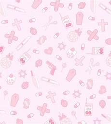 Aesthetic Pastel Home Screen Kawaii Wallpaper