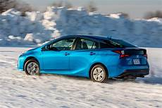 2019 toyota prius awd e drive of 50 mpg all weather